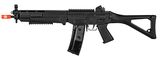 ICS ICS-251 SG-551 Swat in Black