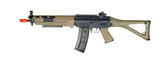 ICS ICS-253 SG-551 SWAT, Sport Lines Dark Earth