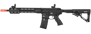 ICS-265 CXP-UK1R TRANSFORM4 KEYMOD FULL METAL AEG (REAR WIRED) 12.5 INCH RAIL VERSION (COLOR: BLACK)