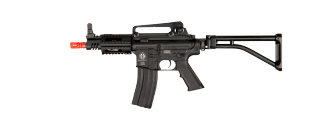 ICS ICS-27 M4 CQB, Metal Gear/Body, Black