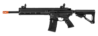 ICS-291 PAR MK3 MTR FULL METAL AEG (REAR WIRED) 10.5 INCH RAIL VERSION (COLOR: BLACK)