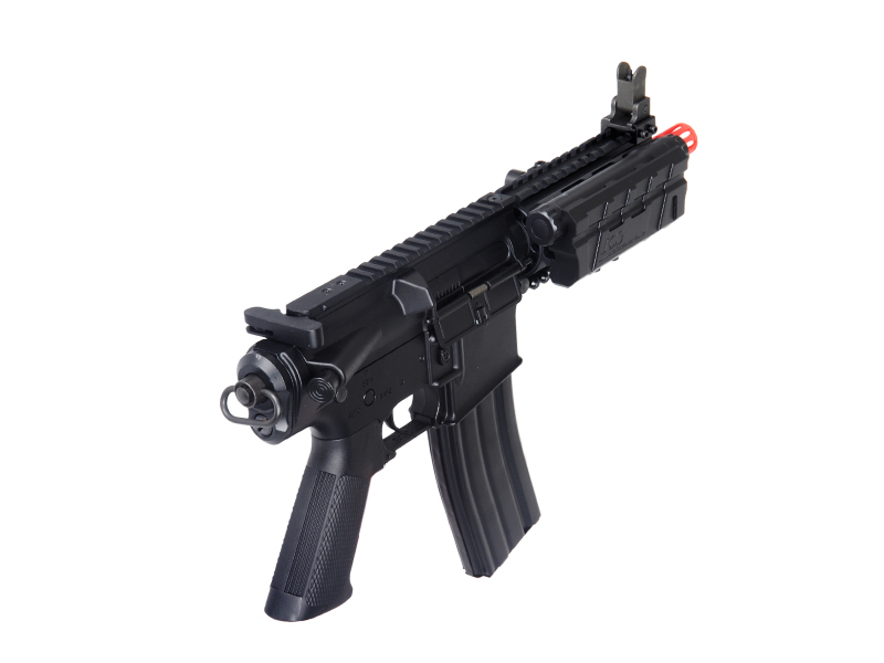 ICS-29 CQB PISTOL FULL METAL AEG (COLOR: BLACK)