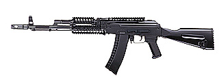 ICS ICS-32 AK74 RAS Handguard, Metal Body