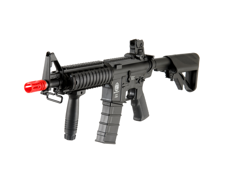 ICS-47 R.I.S. CRANE STOCK SPORT LINE AEG (COLOR: BLACK) - Click Image to Close