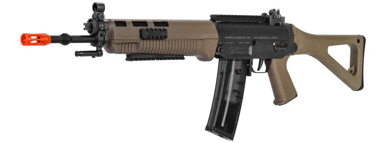 ICS ICS-55 SG-551 LB, Dark Earth