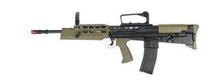 ICS ICS-85 L85 A2 Assault Rifle, Metal Body