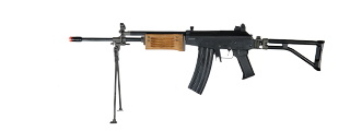 ICS ICS-91 Galil ARM, Metal Body w/ Bi-Pod, Wood Handguard