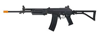 ICS-92 GALIL ICAR AR FULL METAL AEG (COLOR: BLACK)