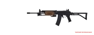 ICS-94 GALIL ICAR GRM FULL METAL AEG (COLOR: BLACK)