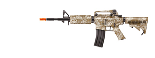 ICS-IMC-020-1 M4 A1 RETRACTABLE STOCK ( CAMO)