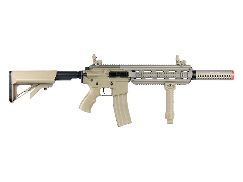 ICS-IMT-238-1 CXP-16 PROLINE FULL METAL AEG LONG VERSION (COLOR: TAN) - Click Image to Close