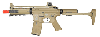 ICS ICS-IPT-160-1 CXP .08 Concept Rifle, Tan