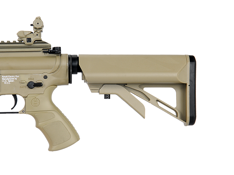 ICS-IPT-239-1 CXP-16 SPORTLINE AEG LONG VERSION (COLOR: TAN)