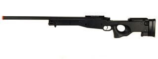 IU-L96B Black Bolt Action Sniper Rifle