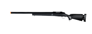 A&K IU-S24 M24 Bolt Action Sniper Rifle, Adjustable Stock
