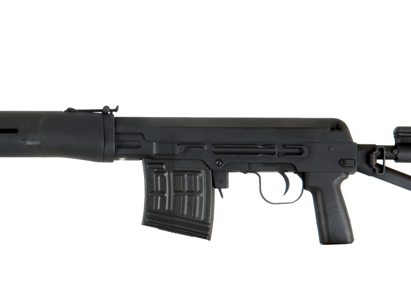 A&K IU-SVD-S Bolt Action Rifle, Folding Stock