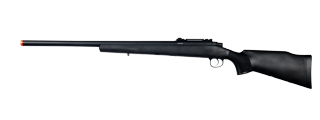 JG JG376B M70 Bolt Action Rifle in Black