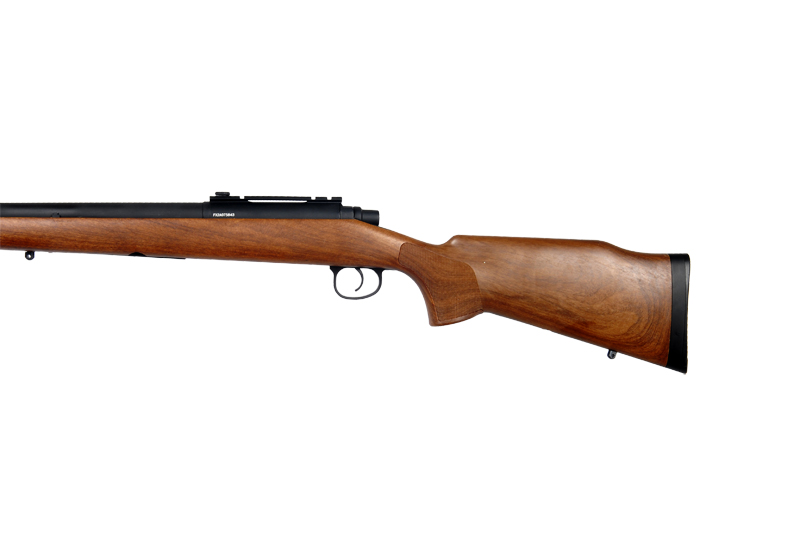 JG JG376W M70 Bolt Action Rifle in Wood Finish