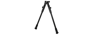 "Double Eagle LA22 14.25"" Long Retractable Bipod - Weaver Mount"