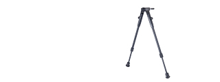 "Double Eagle LA24 14.5"" Long Retractable Bipod - Harris Mount"