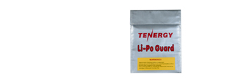 TENERGY AND FIRE RESISTANT LIPO GUARD CHARGING / STORAGE BAG