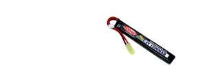 Tenergy LIPO7.4V1200S Lithium-Ion Polymer 7.4V 1200mAh Stick Rechargeable Battery Pack