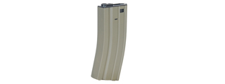 LT-01T MAG M4 300-RD HI-CAP MAGAZINE (COLOR: DARK EARTH)