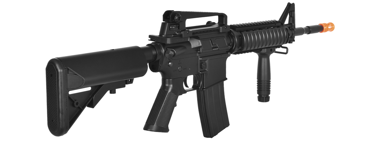 LT-04B SOPMOD M4 AEG METAL GEAR (COLOR: BLACK)