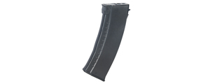 LT-07B MAG AK74 600 RD HI-CAP MAGAZINE (COLOR: BLACK)