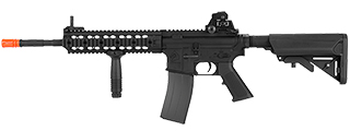 LT-100MR M4 URX3 RAIL w/RECOIL SYSTEM (COLOR: BLACK) 14.5 INCH BARREL