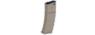 LT-101T MAG M4 FLASH MAGAZINE - 360 RD (COLOR: TAN)