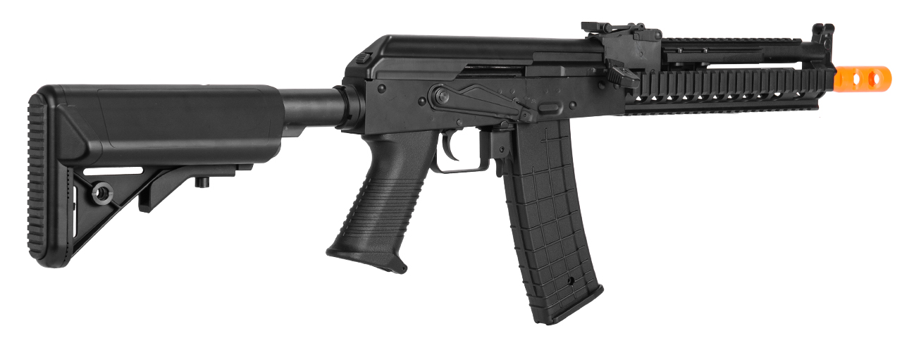 Lancer Tactical LT-11B Beta Project Tactical AK RIS AEG Metal Gear/Body in Black
