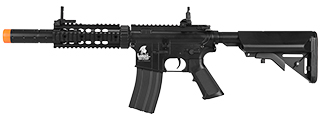 LT-15B M4 SD AEG METAL GEAR (COLOR: BLACK)
