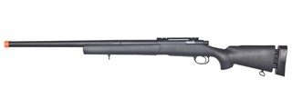 LT-28B M24 BOLT ACTION RIFLE (COLOR: BLACK)