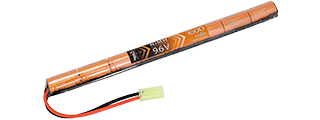 LT9.6V1600S NIMH 9.6V 1600mAh BATTERY - STICK