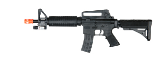 UKARMS M-16C Spring Rifle w/ Laser