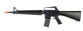 Well M16A2 M16 Vietnam Style Spring Rifle