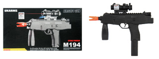 UKARMS M194 Spring Pistol w/ Laser and Flashlight
