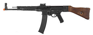 Lancer Tactical M2010-A-NB MP44 Auto Electric Gun Metal Gear, Full Metal Body, No Battery and Charger