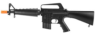 M308 MINI M16 SPRING RIFLE (BLACK)