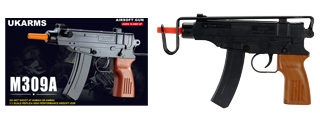 UKARMS M309A Scorpion Spring Pistol in Black