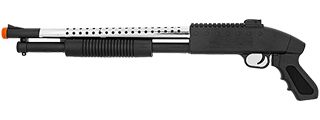 "M590S SPRING SHOTGUN IN POLYBAG,48 PCS, LENGTH: 26.5"",0.92-LBS,400 FPS"