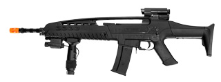 UKARMS M8B Spring Rifle w/Laser, Scope, & Vertical Grip