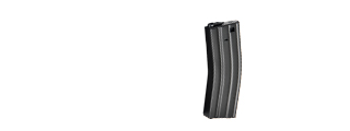 ICS MA-152 Metal Low-Cap Magazine, 45 Rds., Black