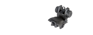 ICS MA-161 CXP Rear Sight, Black
