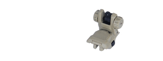 ICS MA-163 CXP Rear Sight, Desert