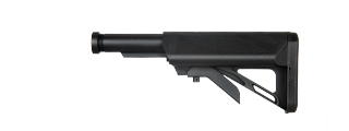 ICS MA-168 SOP MOD Stock, Black