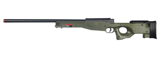 WELL MB01G L96 AWP BOLT ACTION RIFLE (COLOR: OD GREEN)