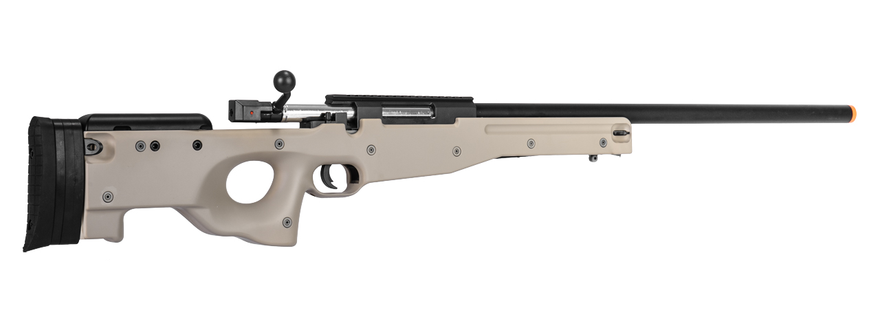 WELL MB01T L96 AWP BOLT ACTION RIFLE (COLOR: TAN)