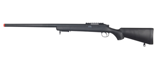 WELL MB03B VSR-10 BOLT ACTION RIFLE (COLOR: BLACK)
